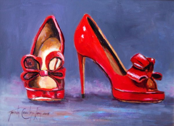 Red Danger (16x12) €750
