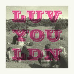 LDN Pink (Unframed)