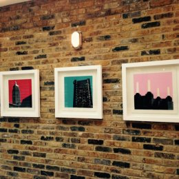 Limited Edition Screen Prints by Jayson Lilley