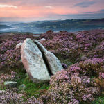 Millstone edge sunrise