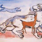 animal print goache 4