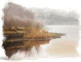 Misty day at Ogden Water, Halifax