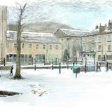 Hebden Bridge - winter