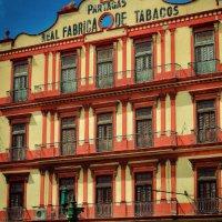 Partagas cigar factory, Havana