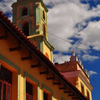 Tower in Trinidad, Cuba
