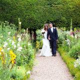 Kelmarsh Hall, Northamptonshire - The Flower Walk