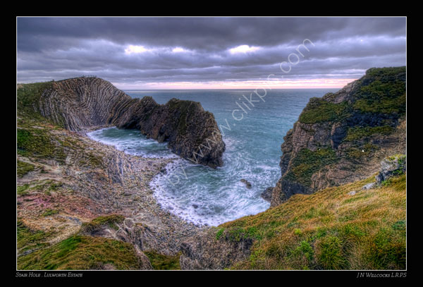 STAIR-HOLE-,-LULWORTH-ESTAT