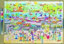 International Traffic Jam collage III