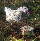 Chicken: Marriott's Way Sculpture Trail 2008