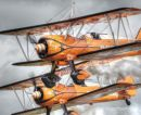 The Breitling Stearmans