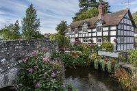 Eardisland, Herefordshire, England