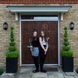 32 Ellis Fields Charlotte & Rebecca