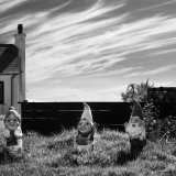 Eriskay gnomes and clouds