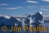 Glaciers Antarctica