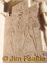 Luxor Frieze