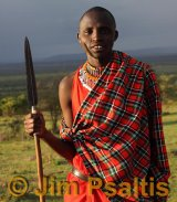 Warrior Kenya