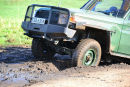 Stuck in the mud!