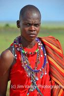 Masai Tribesman