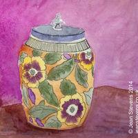 Mum's Vase