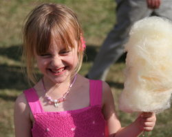 The joy of candyfloss