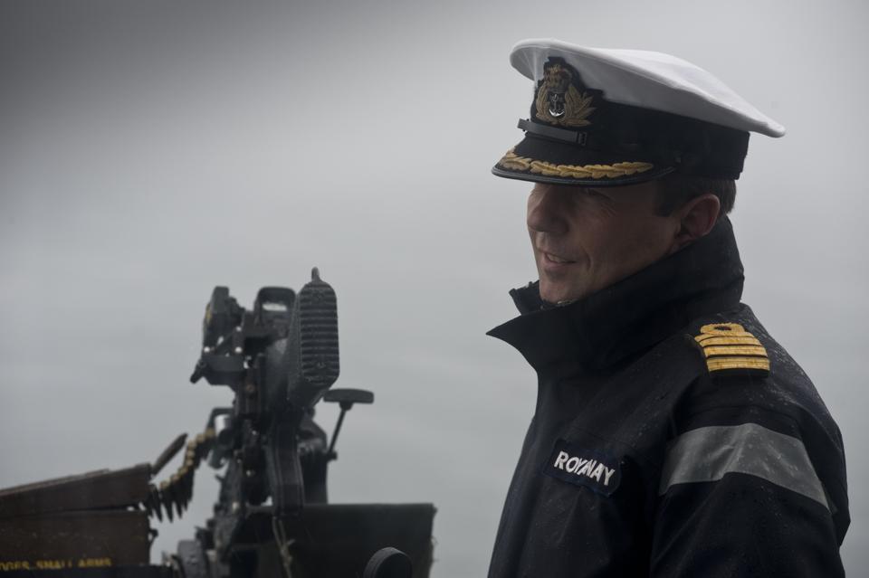 Capt. Paddy McAlpine