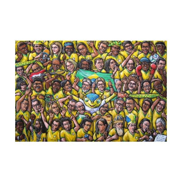 crazy for brazil