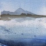 Croagh Patrick in Winter