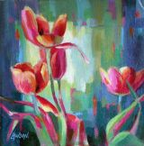 Chattering Tulips