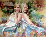 Gemma and Lauren