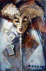 Mask for a Gambler