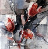 Roses in Abstract