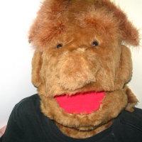 Hugo puppet