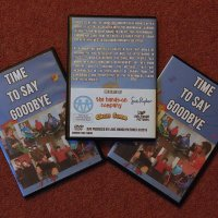 Time to Say Goodbye DVD £4.95 (postage include)
