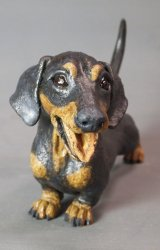 Happy Dachshund 2014