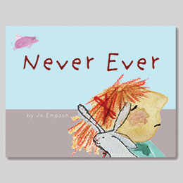 Picture Book 'Never Ever'