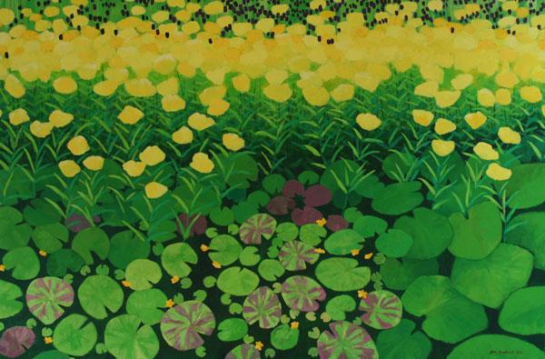 Summer Pond 2015 by John Broadhurst