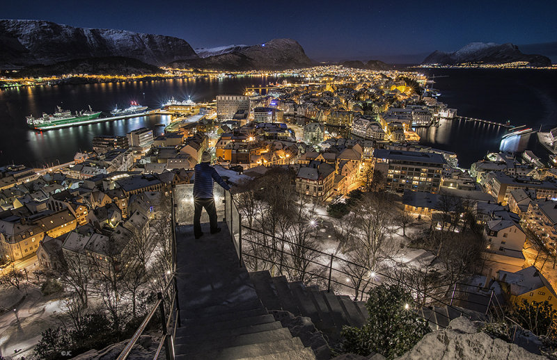 A view at Aalesund