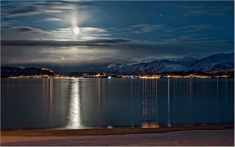 Full Moon Ålesund