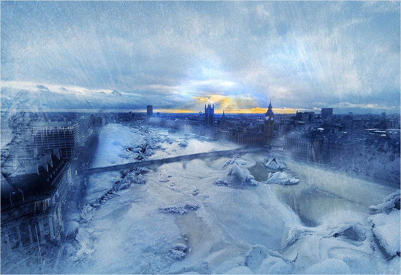 London Freezes