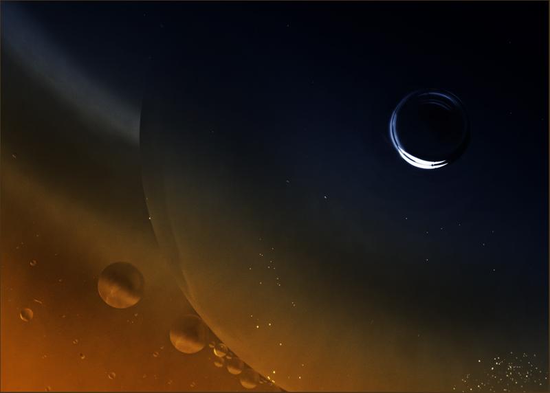 Spacebubbles I