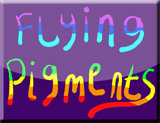 Flying Pigments