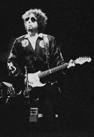 Bob Dylan 1981 London