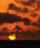 CLOUD ENHANCED SUNSET