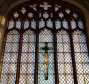 THRIPLOW CHURCH WINDOW