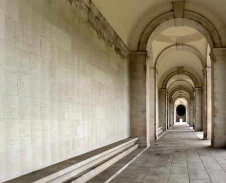 Arras War Memorial