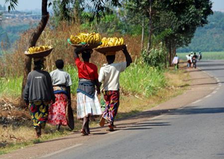 banana ladies rwanda
