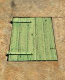 Le volet vert (Green shutter)