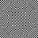 grey square globe