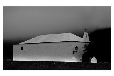 Lanzarote Church