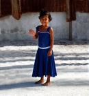 Maldivian girl